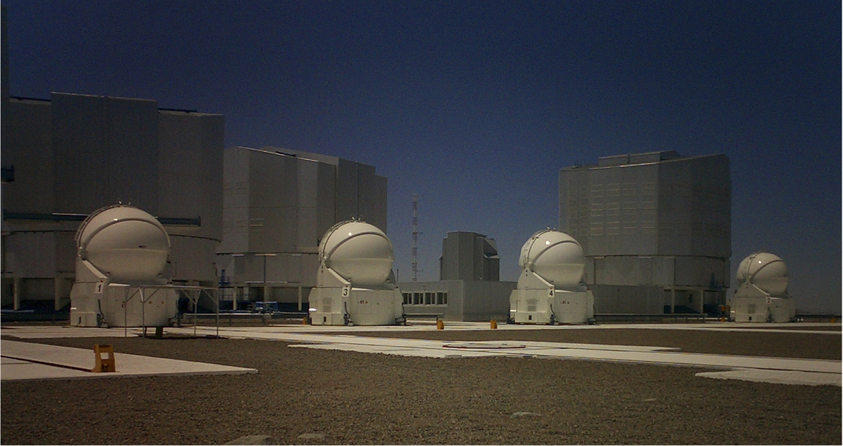 ESO-The Four ATs at Paranal-Phot-51c-06